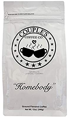 """Couple's Coffee Co. Ground Coffee,""""Homebody"""", 12 oz from Couple's Coffee Co."""