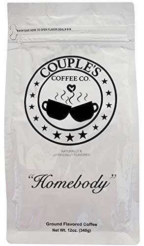 "Couple's Coffee Co. Ground Coffee,""Homebody"", 12 oz"