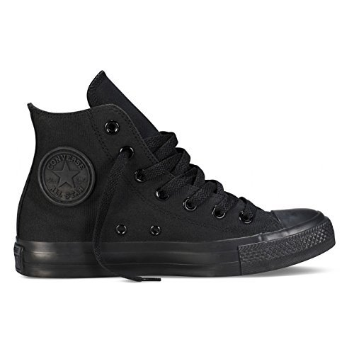Converse Chuck Taylor All Star High Top Black Monochrome M3310 Mens 6