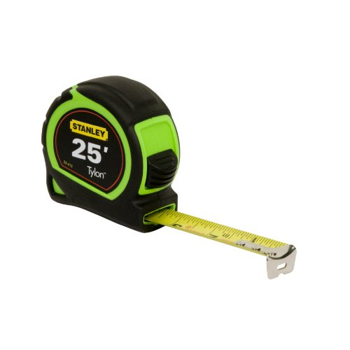 Stanley Hi Vis Measure Green Color