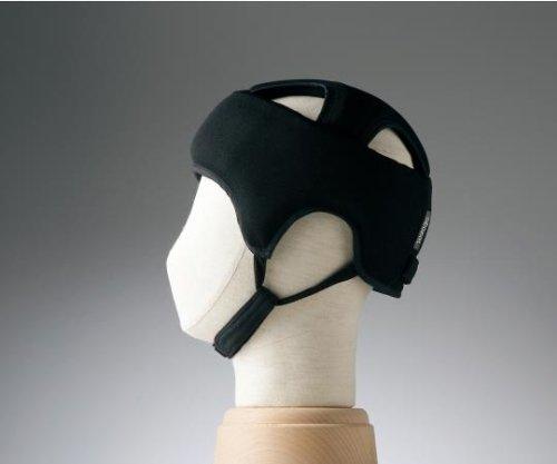 特殊衣料8-6507-04保護帽[アボネットガードA]Mブラック B07BD2KVBC