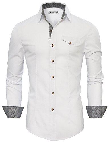 Toms Ware Oxford Cotton Button