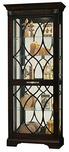 Howard Miller 680-499 Roslyn Curio Cabinet
