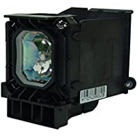 AuraBeam Economy Replacement Projector Lamp for NEC NP01LP With Housing