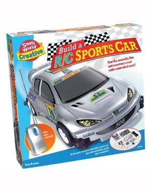 Creative Toys Build-a-rc Sports Car from Creative Toys