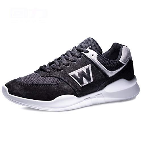 Sport Forty four spring En Décontractée Fashion Pied Course Pour Kmjbs Gris Homme À Maille Chaussures De Mode Coréen BatqnZqx