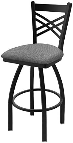 Holland Bar Stool Co. 82025BW020 820 Catalina Counter Stool, 25 Seat Height, Graph Alpine