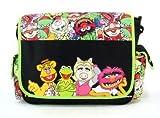Disney The Muppets Kermit/Ms. Piggy/Animal/Fozzie Messenger Bag-Tote-School