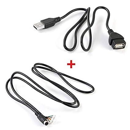Amazon Com Fidgetfidget Usb Cable For Promedia 2 1 Control Pod