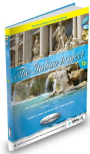 Read Online The Italian Project: Student's book + workbook + DVD + CD-audio 1b PDF