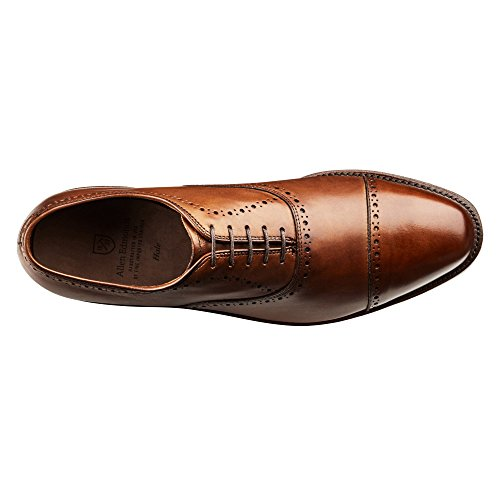 Allen Edmonds Mens Hale Robe Chaussure Noyer