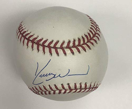 (Autographed Kerry Wood Baseball - Official & Hologram - Tristar Productions Certified - Autographed Baseballs)