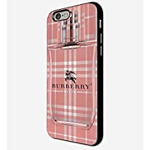 Hourse Logo perfume brit london iPhone 6 Case White