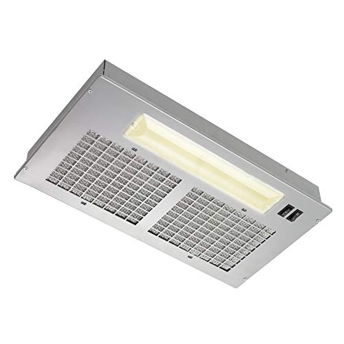 Broan Aluminum Power Pack Range Hood Insert,