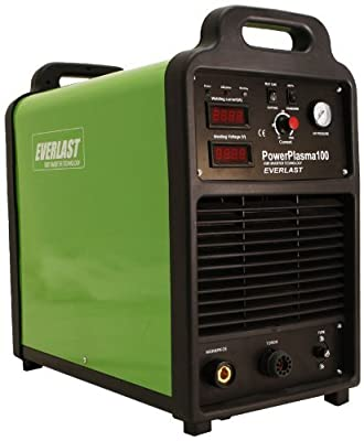 Everlast PowerPlasma 100 IGBT Plasma Cutter 100amp Cutting System