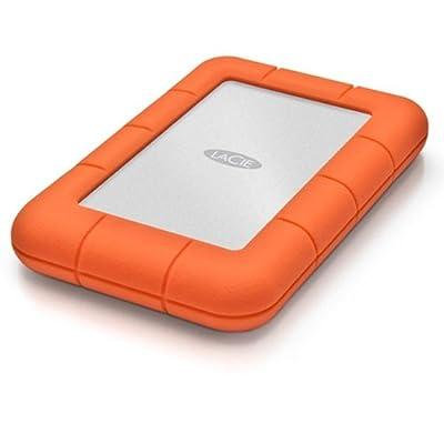 LaCie Rugged USB 3.0 Mini Disk Portable Hard Drive by Casady and Greene