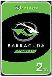 Seagate BarraCuda 2TB Internal Hard Drive HDD – 3.5 Inch SATA 6Gb/s 7200 RPM 256MB Cache 3.5-Inch – Frustratio