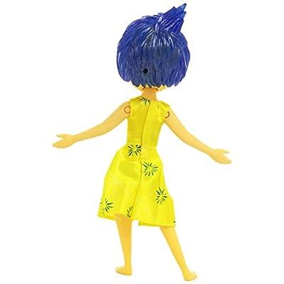 Disney Pixar Inside Out Joy Large Figure Doll With Sound: Toys & Games