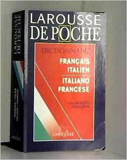 Amazon Fr Poche Francais Italien Np Margueron Claude Livres