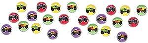 Fun Express Inc. Monster Truck Bouncing Balls (2 Dozen) - Bulk