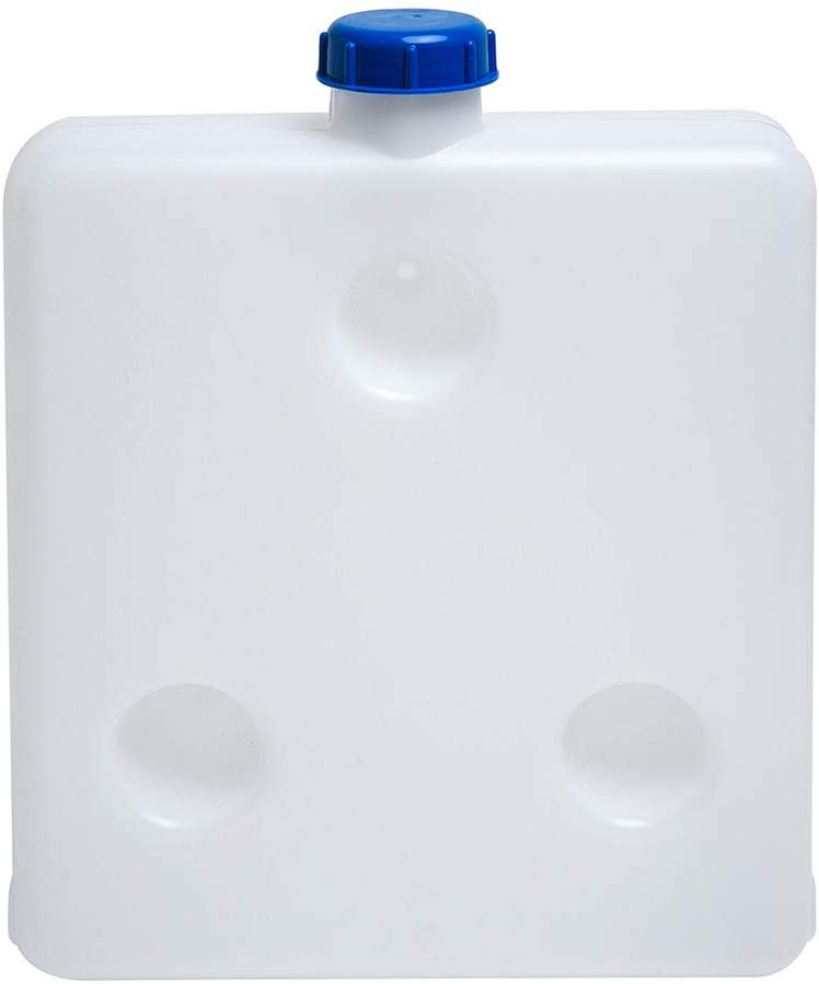 5L Plastic Fuel Oil Gasoline Tank for Car Truck Air Diesel Parking Heater 2 Hole