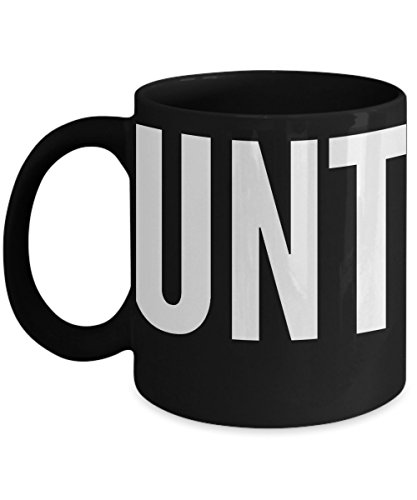 UNT Mug Coffee Inappropriate Rude Gifts Funny Adult