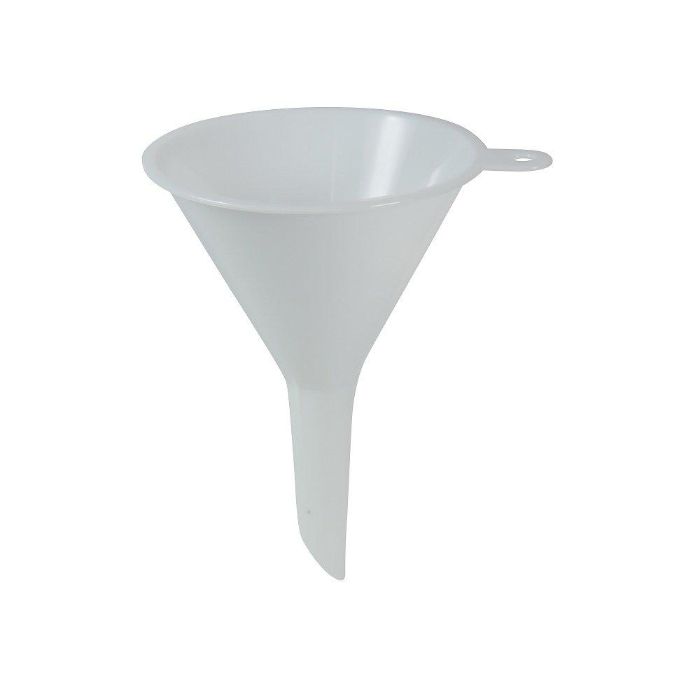mikken Seifenspender Trichter lebensmittelecht inkl BPA frei Spr/ühflasche 500 ml aus Braunglas