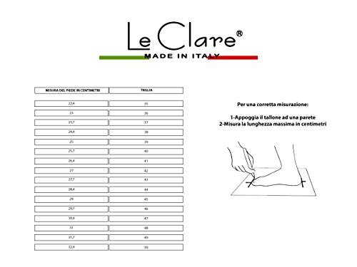 Para Le Sandalias Le Clare Clare Mujer zIw6R1qR