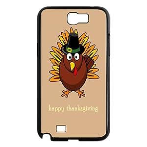 Samsung Galaxy Note 2 N7100 Phone Case Thanksgiving Turkey Q6A1158556