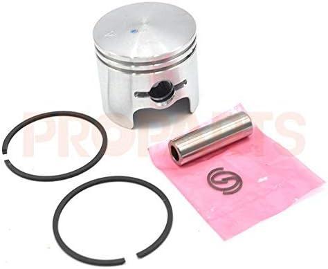 AiCheaX Piston Ring Pin Montaje para Husqvarna 143RII Zenoah ...