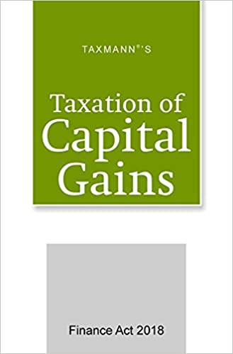 Taxation of Capital Gains (Finance Act 2018)