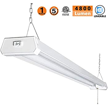 Lithonia Lighting 1245 Shoplighth2 H183 2 Light Fluorescent Shop