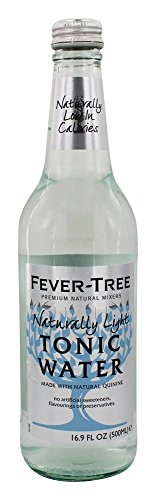 Fever-Tree Naturally Light Tonic Water, 16.9 oz