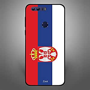 Huawei Honor 8 Serbia Flag