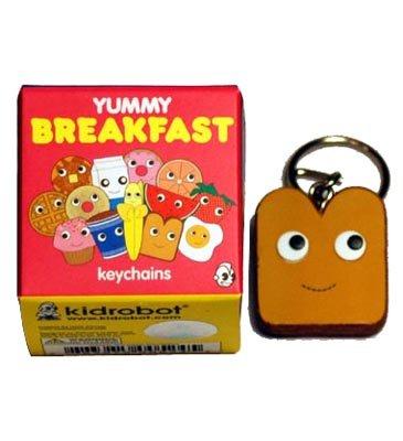 Yummy Breakfast Keychain - 3