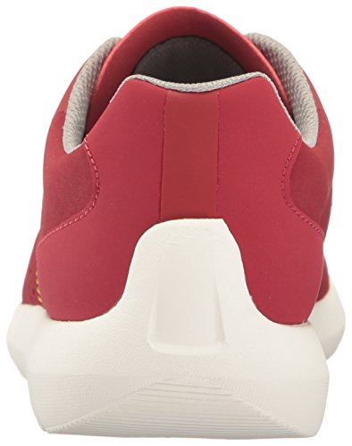 Clarks Mentre Torset Vibe Oxford Red
