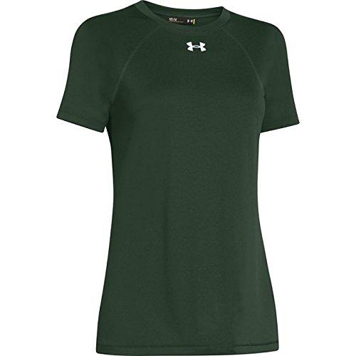 0fde9ce461ddd Under Armour Women's Locker Lightweight Short Sleeve T-Shirt
