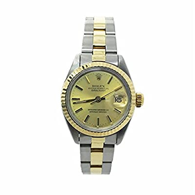 Rolex Datejust swiss-automatic womens Watch 6917 (Certified Pre-owned)