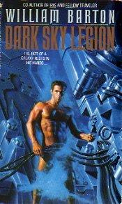 book cover of Dark Sky Legion