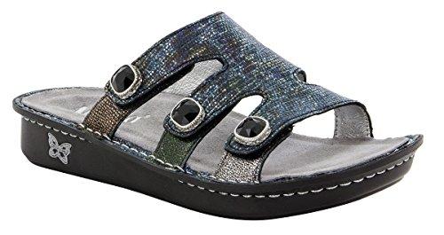 Glam Alegria Venice Women's Glimmer Sandal znq1AO