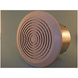 Mobile Home Vent Fan Bathroom Exhaust Fan. W/out Light -Thermally protected!
