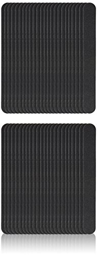 Trim Black/Coarse Salon Board Drum (Pack of 48) ()
