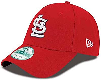 MLB The League St. Louis Cardinals Game 9Forty Adjustable Cap by New Era - Stock Inventory Code