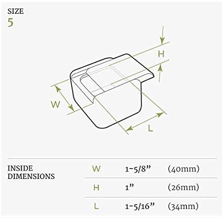 Amazon Com Cherry Wood Pill Box