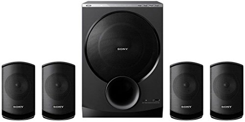 Sony SA D100 Multimedia Speaker System with Bluetooth