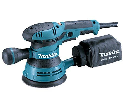 Makita BO5041 3-Amp 4000-12000 OPM D-Handle Random Orbit Sander, (Makita Power Tool Handles)