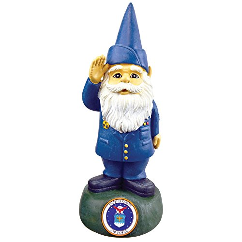Military Gnomes – Air Force – Portion Of Sales Go To USMC & Welfare Funding For Sale