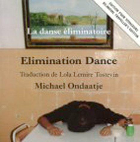 Elimination Dance/La Danse Eliminatoire by Brand: Brick Books