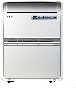 Haier 8000-BTU Portable Air Conditioner + Bluetooth Speaker