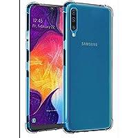 Capa + Película de Vidro temperado para Samsung Galaxy A50